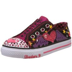 Skechers Twinkle Toes Shuffles Great Escapes « Shoe Adds for your Closet