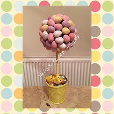 Mini egg tree