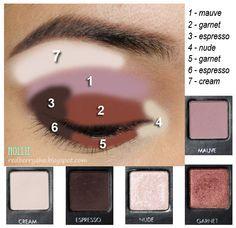 Fall Makeup with Lorac Pro Garnet
