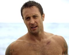 Continuing the story from here Just as a side note before we continue our story. It is not Alex swimming and doing the spear fishing underwater, during the opening credits of this episode. Alex Love, Alex O'loughlin, River Pictures, New Pictures, Grace Park, Scott Caan, Steve Mc, Opening Credits, Hawaii Five O