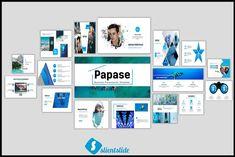 Papase Keynote Template by Slientslide on @creativemarket