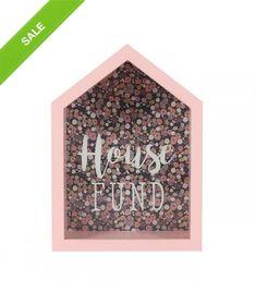 Cutie economii House #cadouri #casanoua #homedecor  #decoratiuni Frame, Floral, House, Design, Home Decor, Homemade Home Decor, Haus, Interior Design