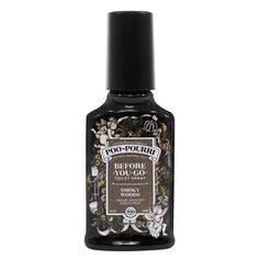 Poo Pourri Smoky Woods Toilet Spray 118ml | RRP $22.95