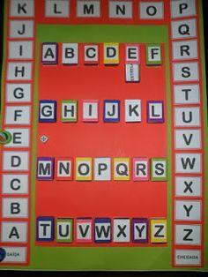PARAÍSO DO EDUCANDO: Jogo de Alfabetização