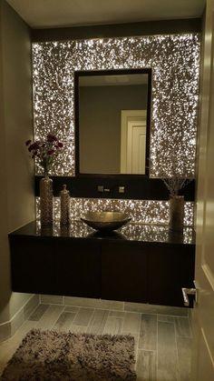 Super glamorous bathroom sink.   #renovationideas #housegoals #homeimprovement