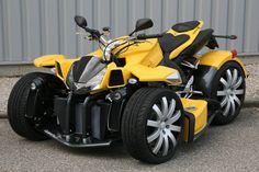 custom trucks parts Three Wheel Motorcycles, Concept Motorcycles, Custom Motorcycles, Drift Trike, Trike Motorcycle, Motorcycle Design, Custom Truck Parts, Custom Cars, Goldwing Trike