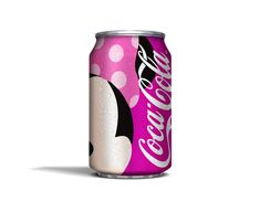 Disney Coke (Concept) on Packaging of the World - Creative Package Design Gallery