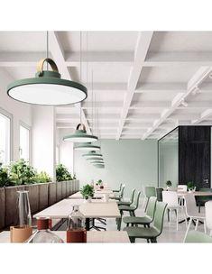 Forest Series-LED Pendant Light Green Pendant Light, Pendant Light Fitting, Cage Pendant Light, Green Pendants, Mini Pendant Lights, Pendant Light Fixtures, Light Fittings, Pendant Lamps, Scandinavian Pendant Lighting