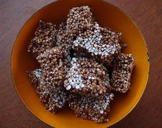 herkku ja koukku: Quinoa Chocolate