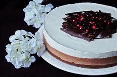 Just cake the Cupcake: Cheesecake sa dvije vrste čokolade