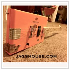 6 String Cigar box guitar by Bluesboy Jag Get yours at http://www.jagshouse.com/cigarboxguitars.html #cbg #cigarboxguitar #blues #guitar #electricguitar #slideguitar #guitarlessons #guitarplayer #bluesboyjag #cbgitty