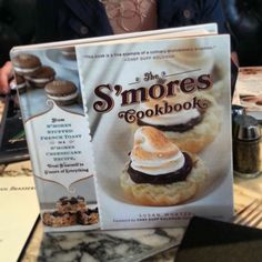 The Ultimate S'mores Cookbook! #smores #cookbook