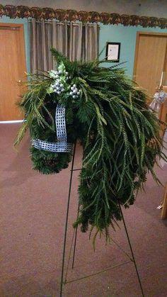 Horse wreath                                                                                                                                                                                 More