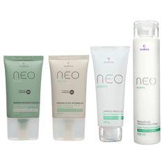 Kit de Tratamento Facial - Pele Oleosa a Mista - NEO Essens - Eudora