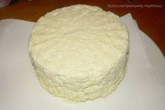 Mizithra, made at home Healthy Cooking, Cooking Tips, Healthy Recipes, How To Make Cheese, Food To Make, Making Cheese, Homemade Cheese, Butter Recipe, Greek Recipes