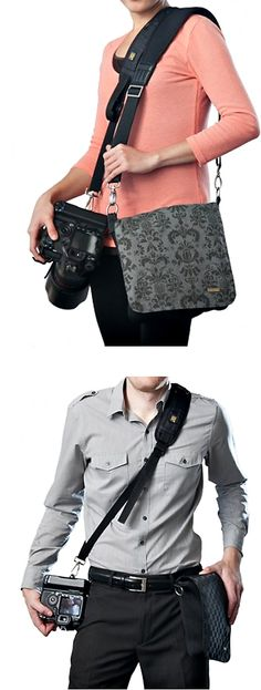 undfind strapped and waist camera bags