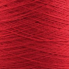 fs italian cashwool 100 extrafine merino yarn cone 200g lot red lace wt