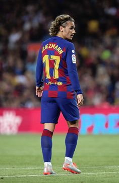 football is my aesthetic (Posts tagged fc barcelona) Fc Barcelona Players, Barcelona Football, Antoine Griezmann, Football Boys, Football Pictures, Real Madrid Atletico, Soccer Images, Fc Barcelona Wallpapers, Cristiano Ronaldo Lionel Messi