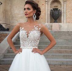 This dress! By Milla Nova