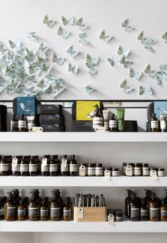 Remedy - The Design Files Shop Signage, Retail Signage, Tienda Natural, Window Display Retail, Shop Layout, The Design Files, Boutique, Store Design, Barndominium