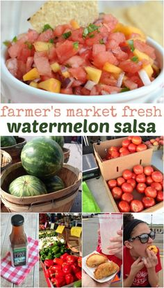 ... Salsa on Pinterest | Mango salsa, Peach salsa and Strawberry mango