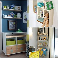 Nursery Design Series: Organization (Part 7)