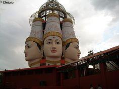 Hill Temples Of Bangalore -1: Shrungagiri Hill - Shanmukha Temple