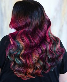 "4,179 Likes, 27 Comments - Pulp Riot Hair Color (@pulpriothair) on Instagram: ""@lzhouseofhair is the artist... Pulp Riot is the paint. Painted with #NeonElectric colors and…"""