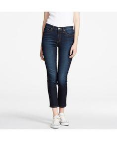 ユニクロ ハイライズシガレットジーンズ ¥4,389