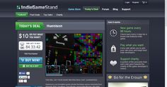 Huenison on sale (with BOH as a bonus) on @IndieGameStand #gamesinitaly