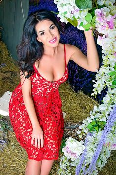 ukrainian exotic woman nadejda years old ukraine dnepropetrovsk