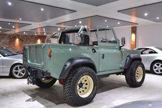 Land Rover Series 2 Body Series 2 Body Convertible 1959, 92000 Miles, £29995 - 20015624 - ExchangeandMart.co.uk