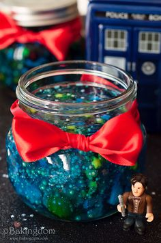Doctor Who Galactic Jello by Bakingdom