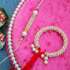Send Bhaiya Bhabhi Rakhi Online to India, USA, UK, Australia. Aarav Rakhis available with variety of Bhaiya-Bhabhi Rakhi on Online Rakhi Shop Thread Bangles, Thread Jewellery, Rakhi Bracelet, Handmade Rakhi Designs, Rakhi Making, Rakhi Online, Rakhi Gifts, Gift Hampers, Handmade Decorations