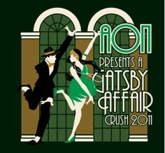 AOII Great Gatsby Crush Party
