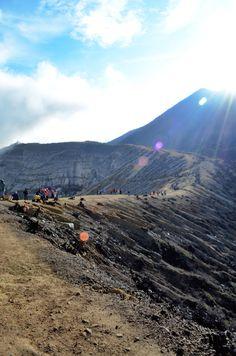 Mount Ijen, East Java - Indonesia