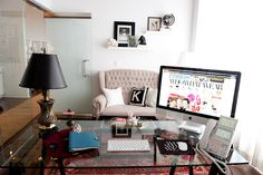 I would like my home office to look like THIS. please. and. thank. you.
