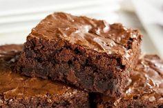 Best Ever Fudge Brownies.