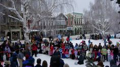 Leavenworth Hosts Bavarian IceFest - January 18-19, 2014