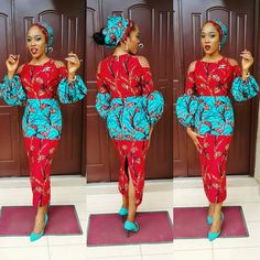 shares Facebook Twitter Google+ Pinterest WhatsApp SMSIn many of our post, we have brought to you different Ankara fashion styles that you can be worn for various occasions here comes again…