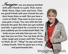 Niall f****** imagine help me please
