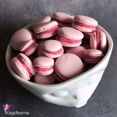 Gooseberry macarons – Stikkelsbærmacarons