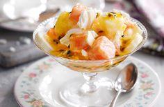 Slimming World's tropical Eton mess recipe - goodtoknow