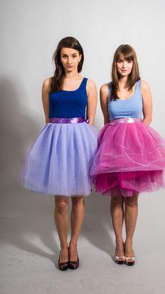 violets Violets, Tutu, Ballet Skirt, Skirts, Fashion, Moda, Fashion Styles, Tutus, Skirt