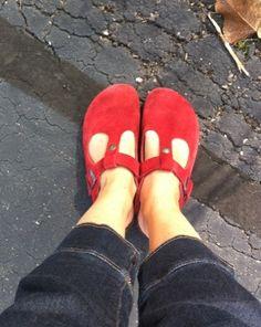 Birkenstock soft footbed
