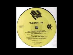 Classic EP - A Dedication to Joss - Serious Groove 004