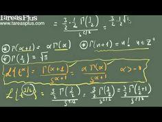Transformada de laplace para una función potencial no entera
