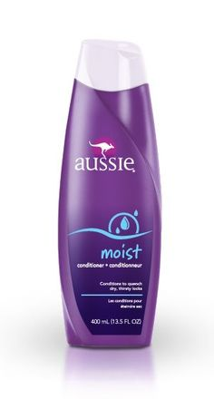 Aussie Moist Conditioner is a top-rated conditioner for all types of curls