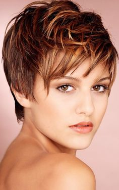 Short Funky Hairstyles |