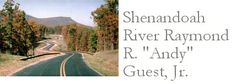 """Raymond R. """"Andy"""" Guest Jr. Shenandoah River State Park. Scenic with easy trails for the whole family."""